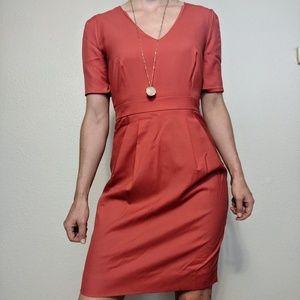 J. Crew Rose Dress